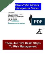 Risk Management Basic Presentation 1233898092195357 2