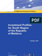 Investment Profiles for South Region