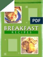 Indian Breakfast Recipes Cookbook Clicknsurf