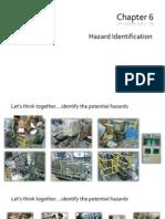 Chapter 5 - Hazard Identification