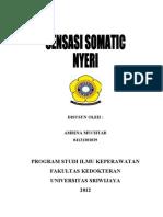 Sensasi Somatic Nyeri