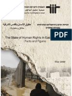 ACRI - The State of Human Rights in East Jerusalem