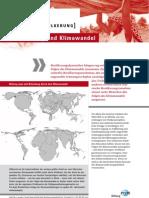Infoblatt Bevoelkerung Und Klimawandel