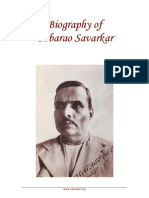 Biography of Babarao Savarkar