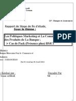 Rapport de Stage BMCI