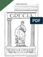 Nueva Grecia nº1 - Otoño 2012