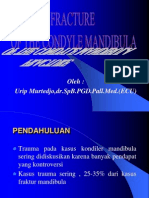 Fracture Condilair Mandibula