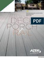 Azek Dpr Brochure 2011