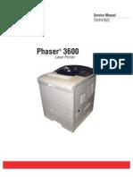 99627975 Xerox Service Manual 3600 Service