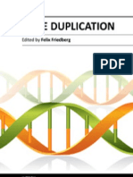 Gene Duplication