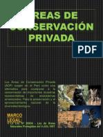 Areas de Conservacion Privada (1)
