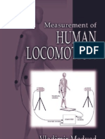 Measurement of Man Locomotion