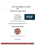 AT&T Sustainability Assessment by Cesar Marolla