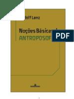 Noções Básicas de Antroposofia
