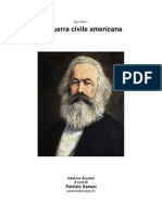 (eBook - ITA - SAGG - Filosofia) Marx, Karl - La Guerra Civile Americana (PDF)