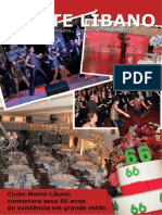Revista do Clube Monte Líbano Setembro/Outubro 2012