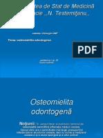 Osteomielita odontogenă
