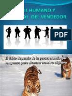 Perfil Humano y Comercial Del Vendedor