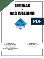 Gas Welding Pdf
