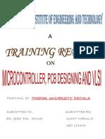 Sumit Training Report