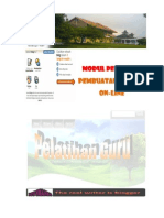 Modul Membuat Blog Di Blogspot