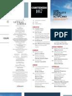Anatomía de la violencia en México| Índice Letras Libres. No. 167, noviembre 2012