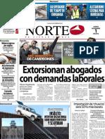 Norte Digital, 1 de noviembre de 2012