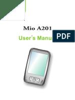 Manual MIO GPS
