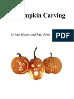 Halloween - Pumpkin Carving and Stencils