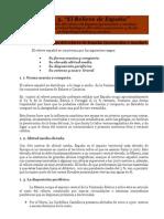 TEMA 3. El relieve de España - Notas de Apoyo