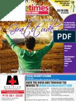 Mature Times November 2012