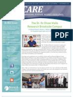 CARE Newsletter - November 2012
