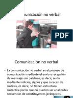 La comunicación no verbal clase 10