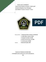 Contoh Makalah Kelompok E Commerce Bsi