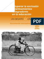 doc.internacional 20Superar La Exclusión.