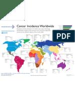 Cancer Worldmap