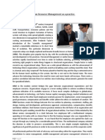 Human Resource Management as a Practice -In PDF Version