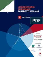 48646939 Osservatorio Nazionale Distretti Italiani Rapporto 2011