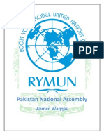 Pakistan National Assembly Study Guide PNA