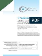 XV análisis de coyuntura de América Latina y el Caribe