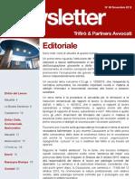Newsletter  T&P N°63