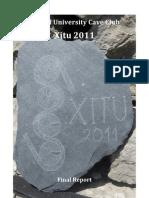 OUCC Xitu 2011 Report