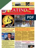 El Latino de Hoy | The Only Weekly Hispanic Newspaper of Oregon | 10-31-2012