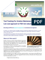 Tool Track for Aviation RFID