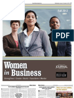 Women in Business 2012