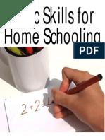 98749878 Basic Skills for Homeschooling