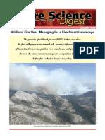 Wildland Fire Use