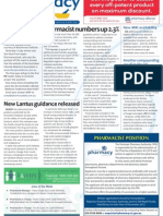 Pharmacy Daily for Fri 02 Nov 2012 - AHPRA, Lantus, PBS changes, sunscreens and much more