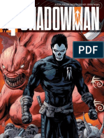 Shadowman Exclusive Preview