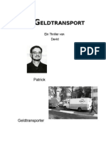 Der Geldtransport (German